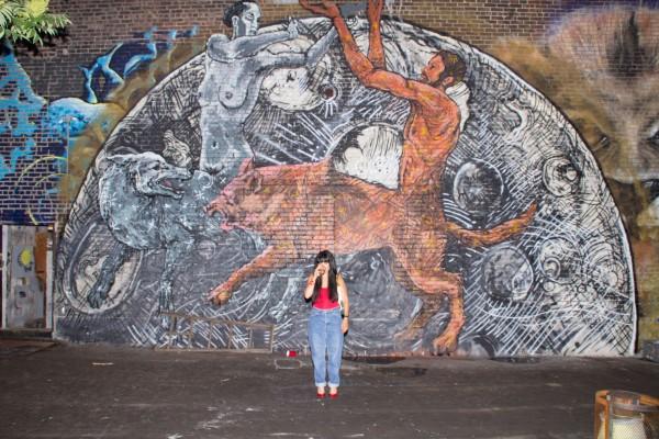LNY Mural