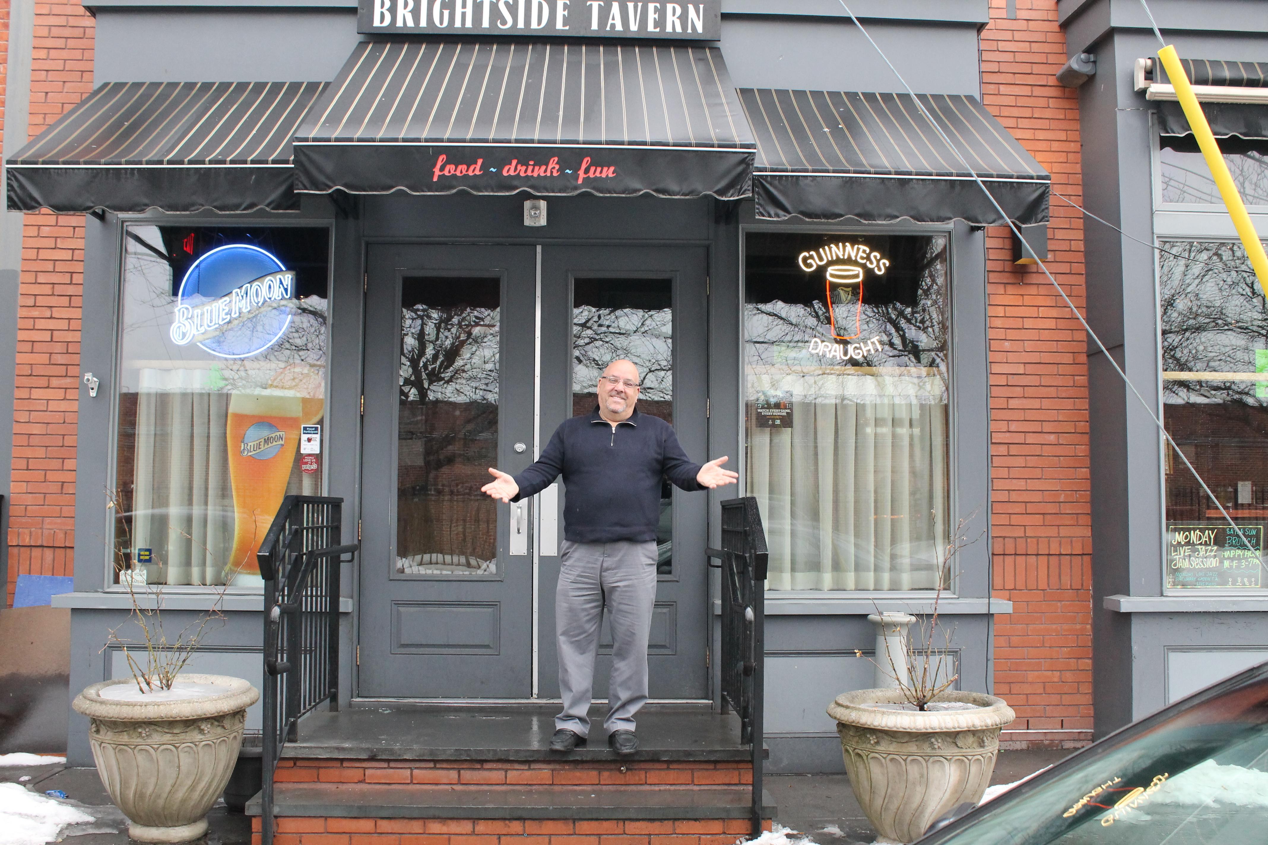 The brightside tavern jersey city