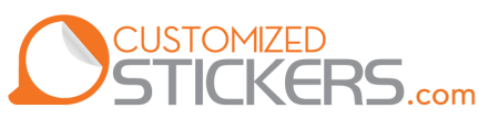 customizedstickers.com logo