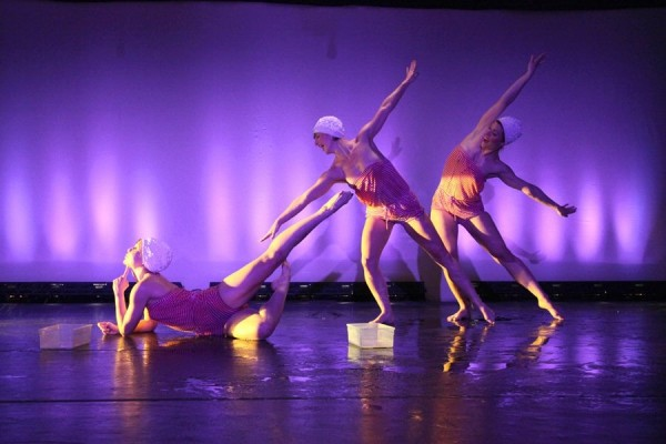 Water Lilies, performed by The Good to Go Girls at Your Move 2011 and choreographed by Molly Merkler.