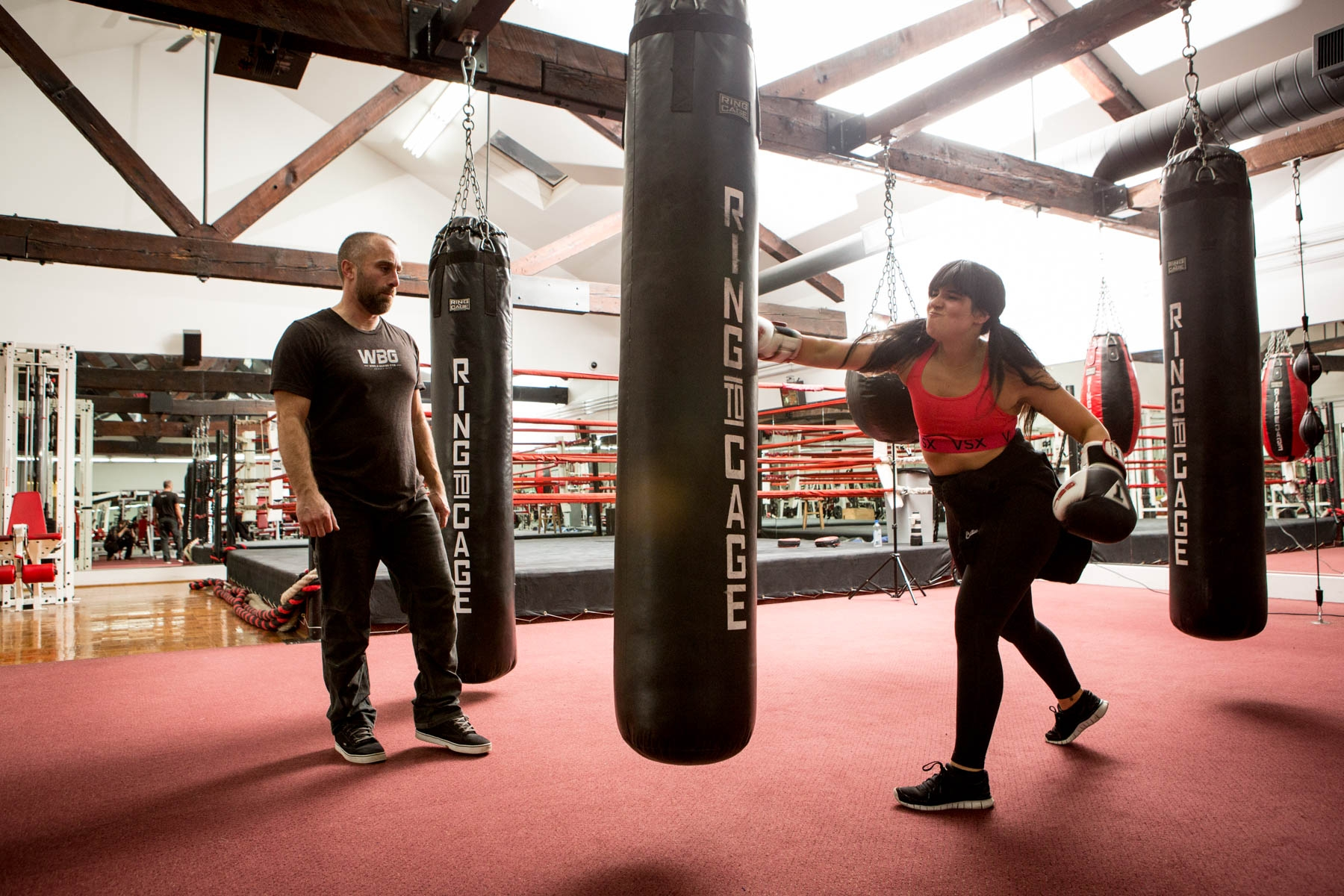 2017 12 1 Jersey City Nj World Boxing Gym Shot For Lynn Hazan