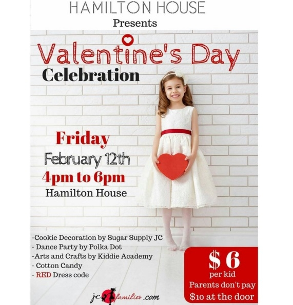 Top Twelve Things to do for Valentine's Day in Jersey City