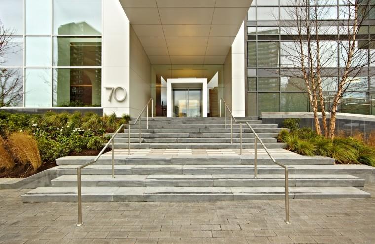 70 Columbus Entrance