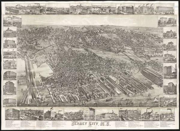 Jersey City 1884