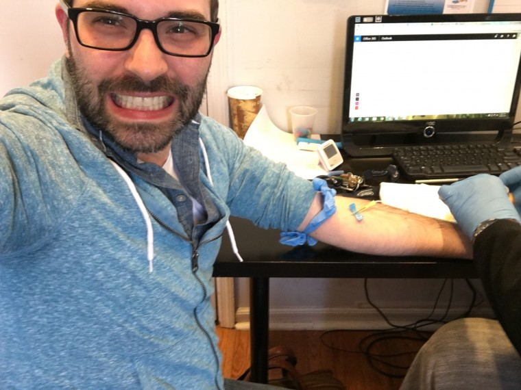 April is National STD Awareness Month: Charles Gets Tested at Project LOL!