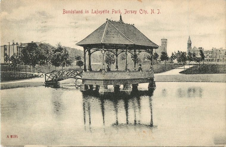 Lafayette Park 1907