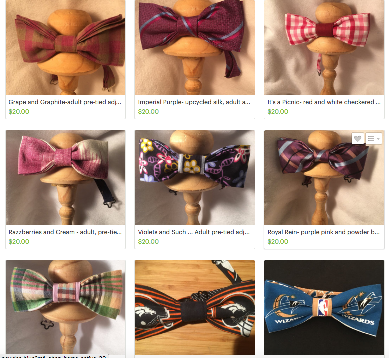 TieBro's Etsy shop, https://www.etsy.com/shop/TieBro/items