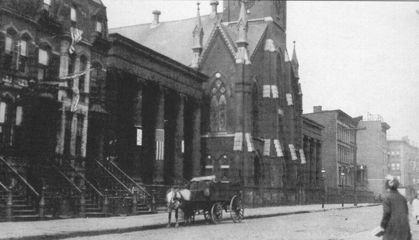 barrow mansion, early 1900s