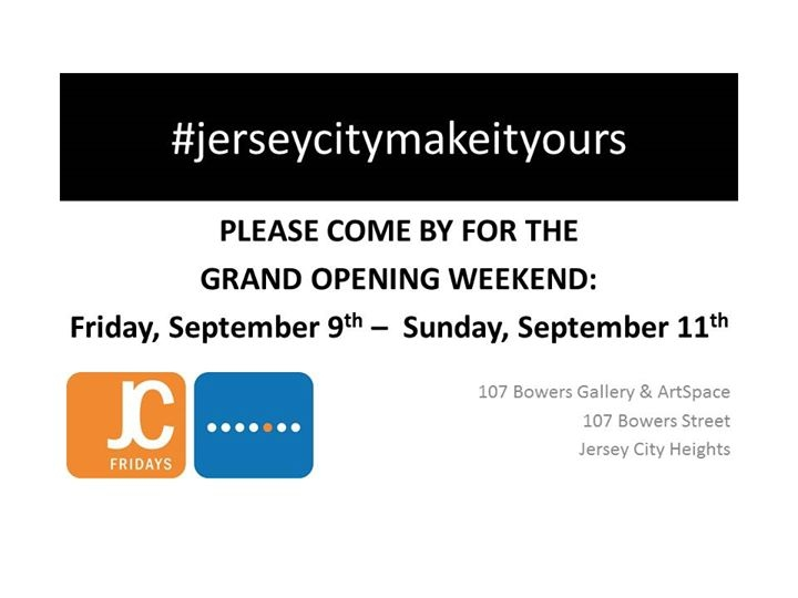 Top Twenty Things to do This Weekend in Jersey City