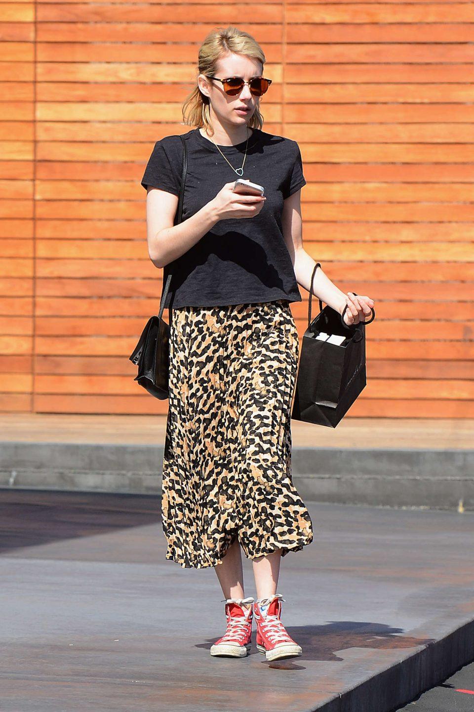 Emma-Roberts-in-Leopard-Print-Skirt--02