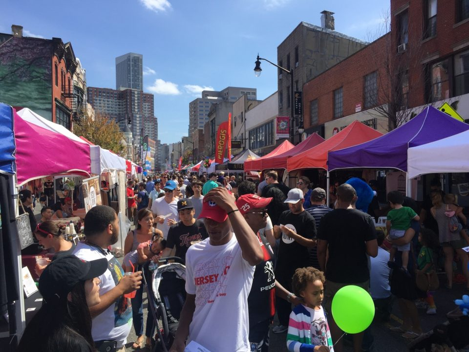 The HDSID 6th Annual All About Downtown Street Fair Recap