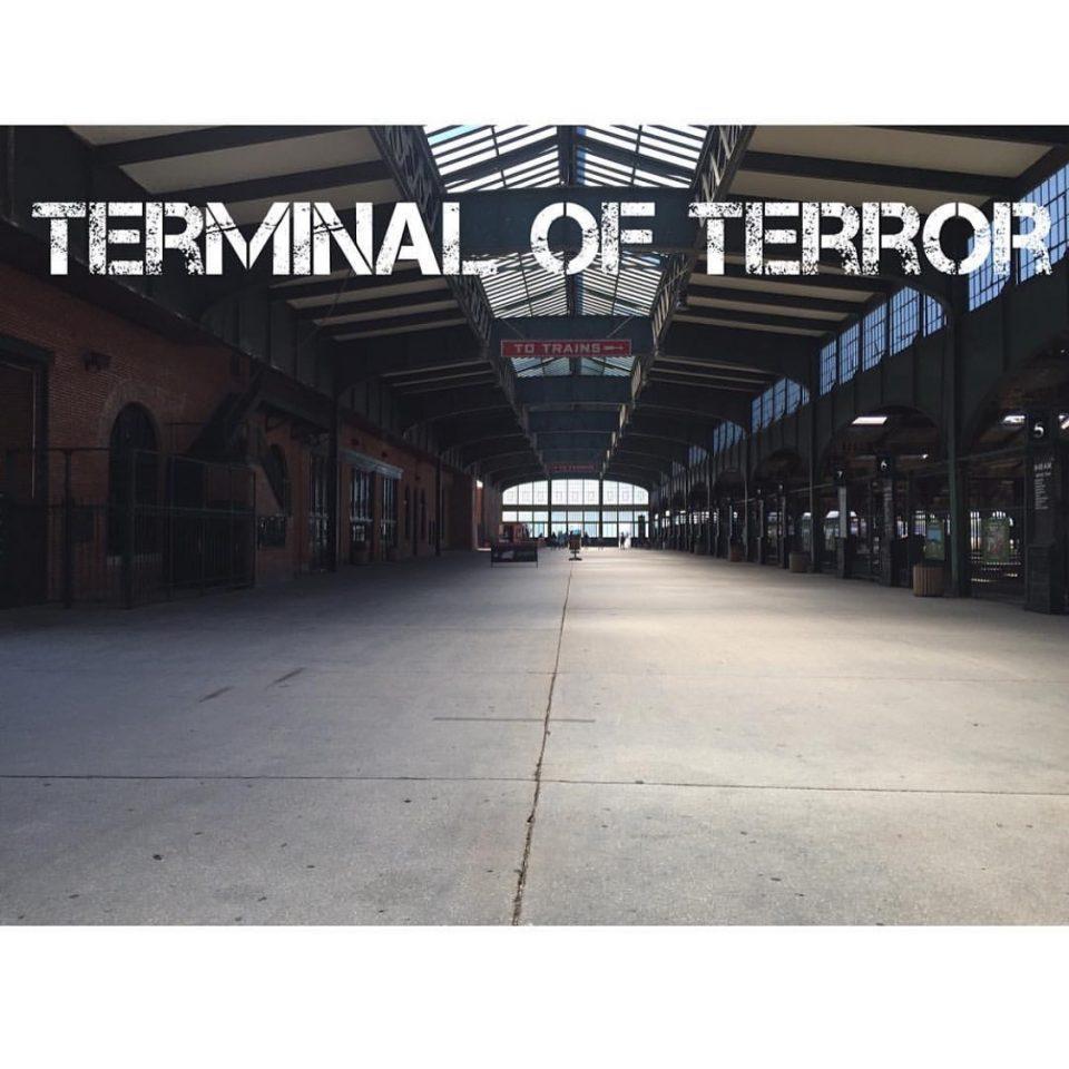 Terminal of Terror @ CRRNJ