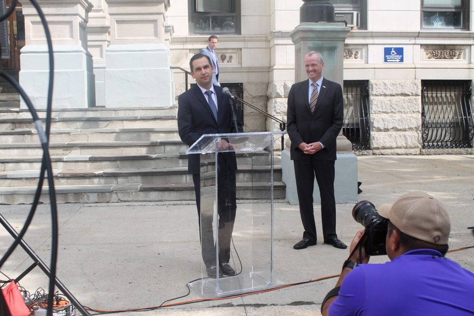 Steven Fulop Announces Plans for 2017