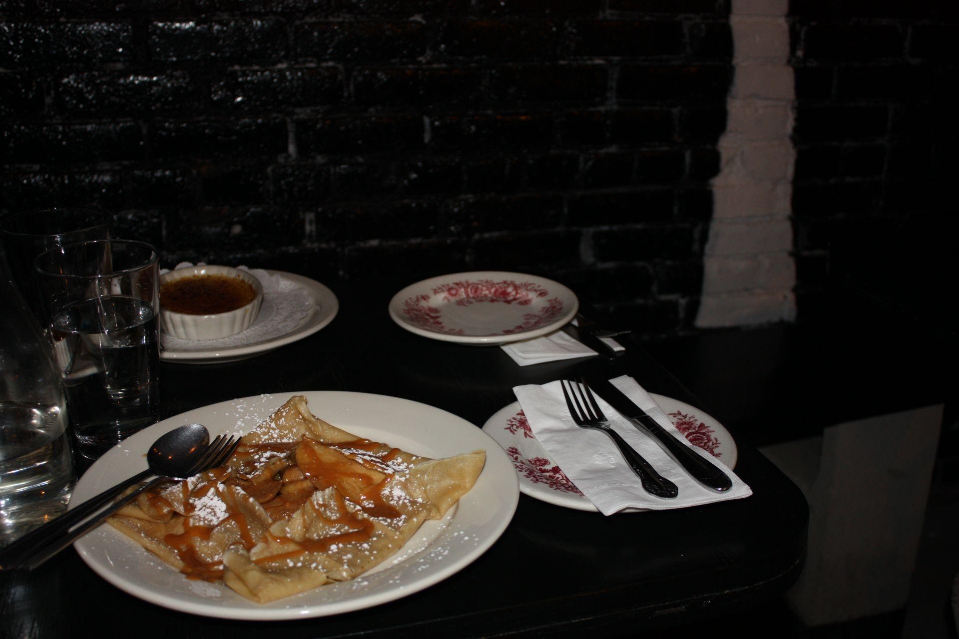 two delicious desserts