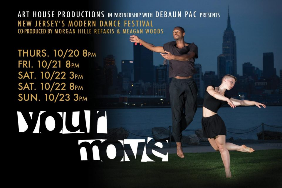 Your Move: New Jersey's Modern Dance Festival
