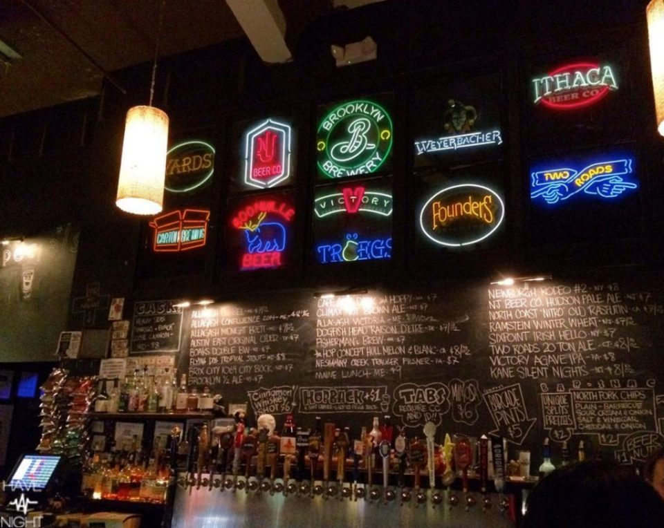 Jersey City Weekly Happy Hour Specials: 10/31-11/6