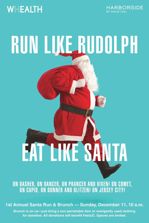 1st Annual Santa Run and Brunch