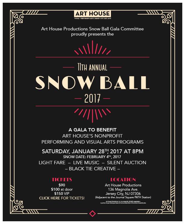 11th Annual Snow Ball Gala