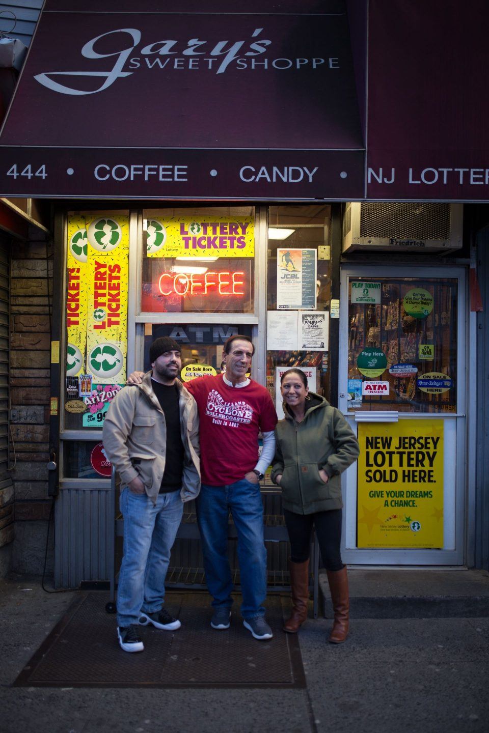 Gary's Sweet Shoppe in Jersey City