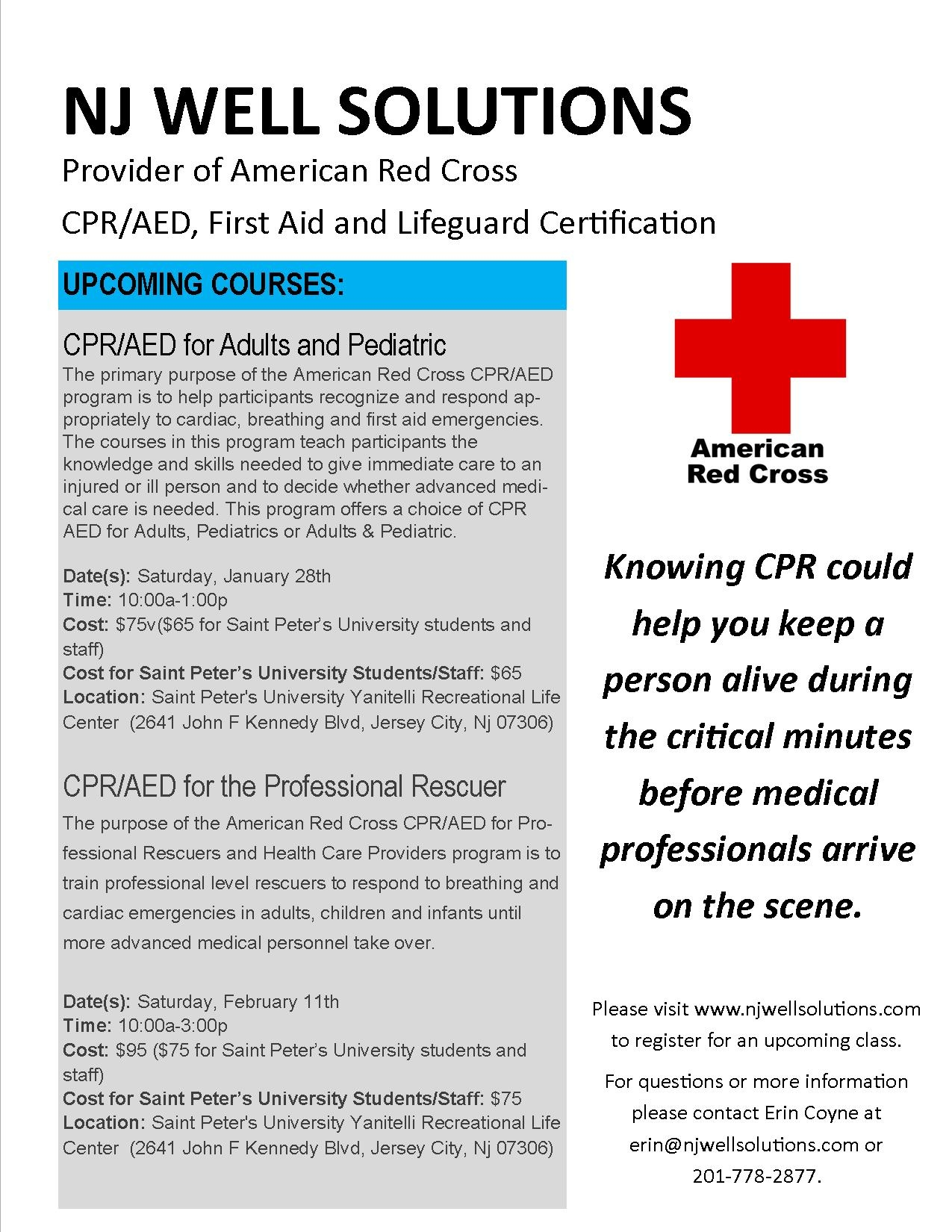 Cpraed For Adults And Pediatric Certification Course Chicpeajc