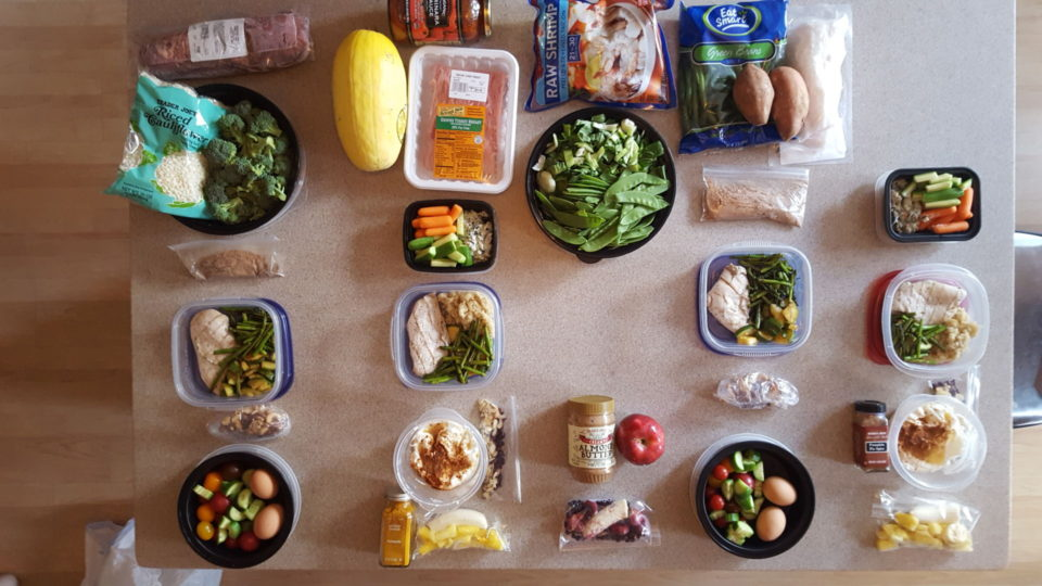 Food Prep 101: Setting Yourself Up For Success