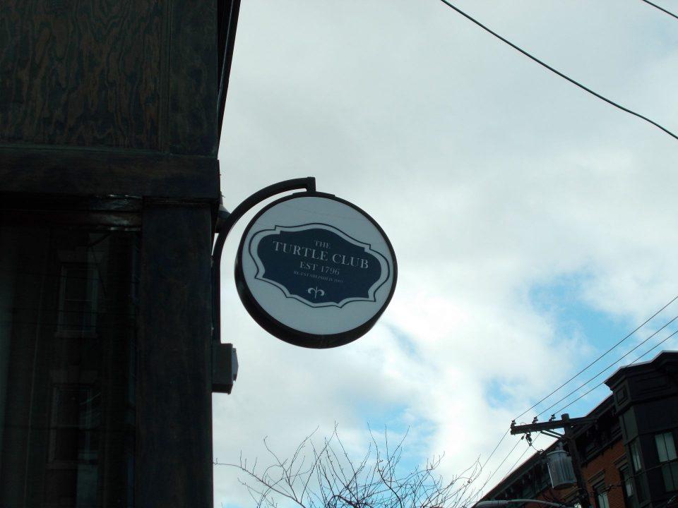 The Turtle Club in Hoboken