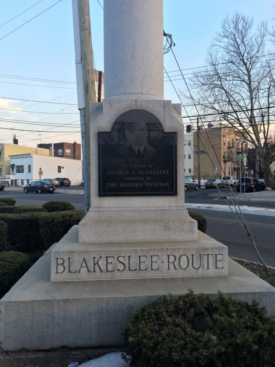 Traversing History: Journal Square Monuments and Memorials