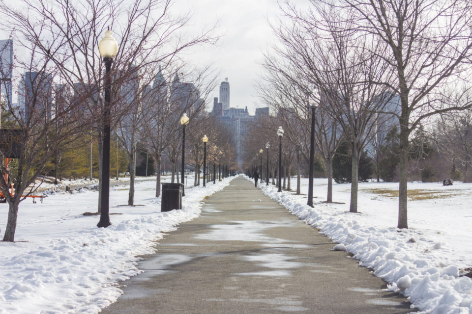 Preparing for Winter Storm Stella: Snow Day in JC