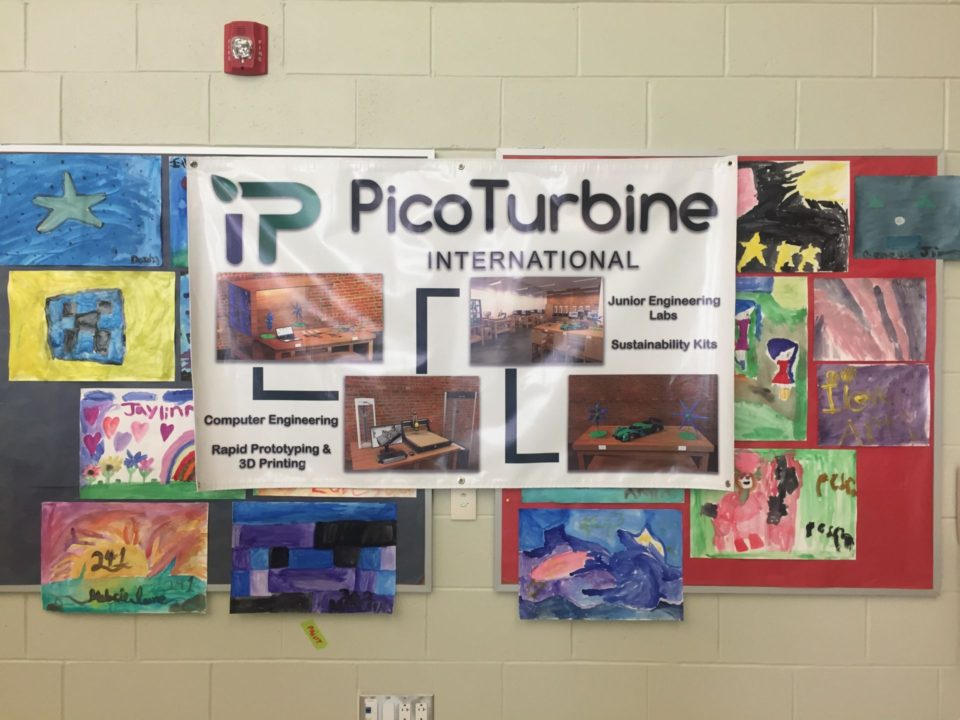 PicoTurbine's Project E-Nable Program at PS 20