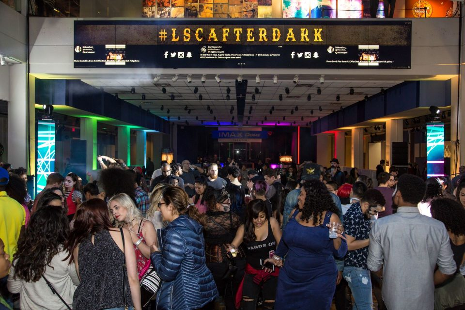 Recap of LSC After Dark: Freak Show