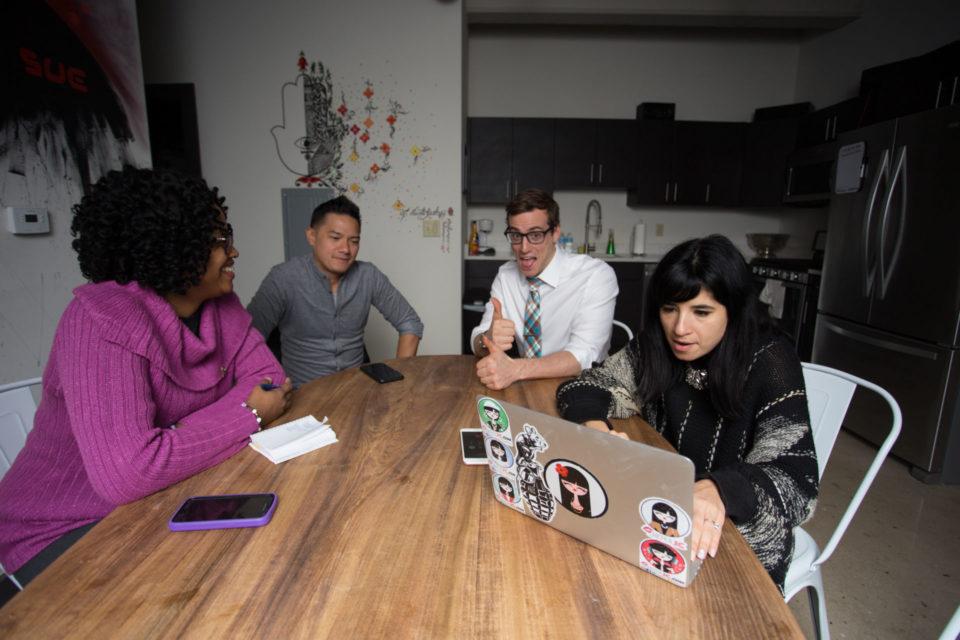 Content Creators Academy Board Members