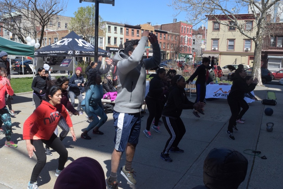 2nd Annual Jersey City Fitness Fair