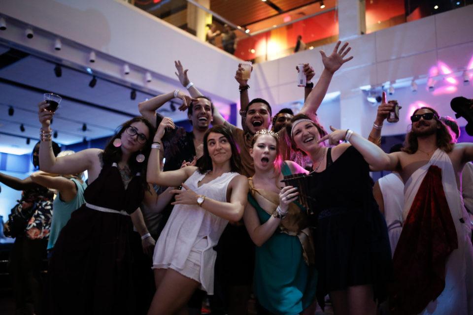 Recap of LSC After Dark: Grecian Gala