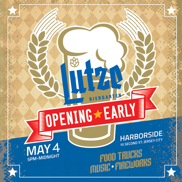 The Lutze Biergarten's Cinco de Mayo Celebration
