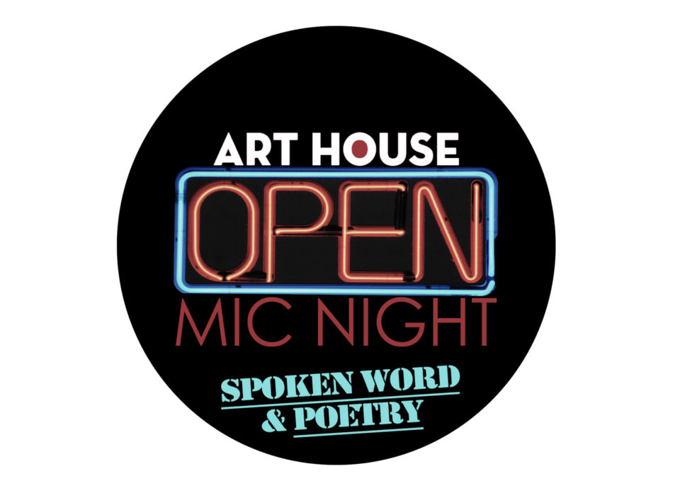Spoken Word and Poetry Open Mic