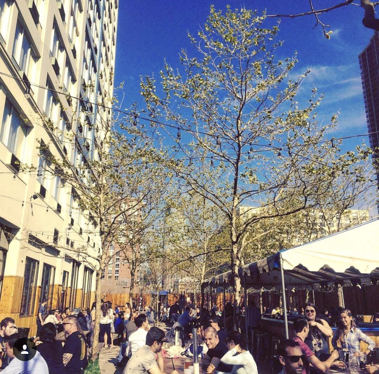 Your Guide to Outdoor Dining in Jersey City