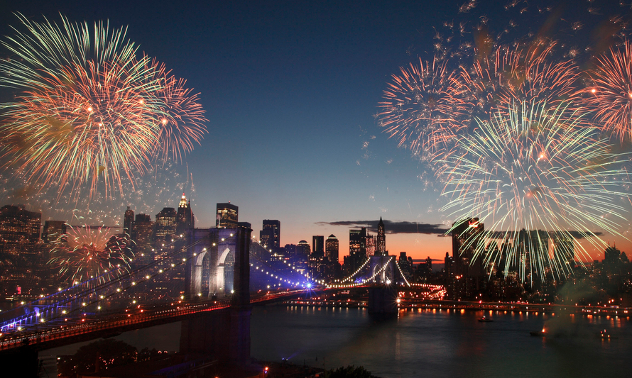 6 Spots to Watch the Fireworks on the 4th of July