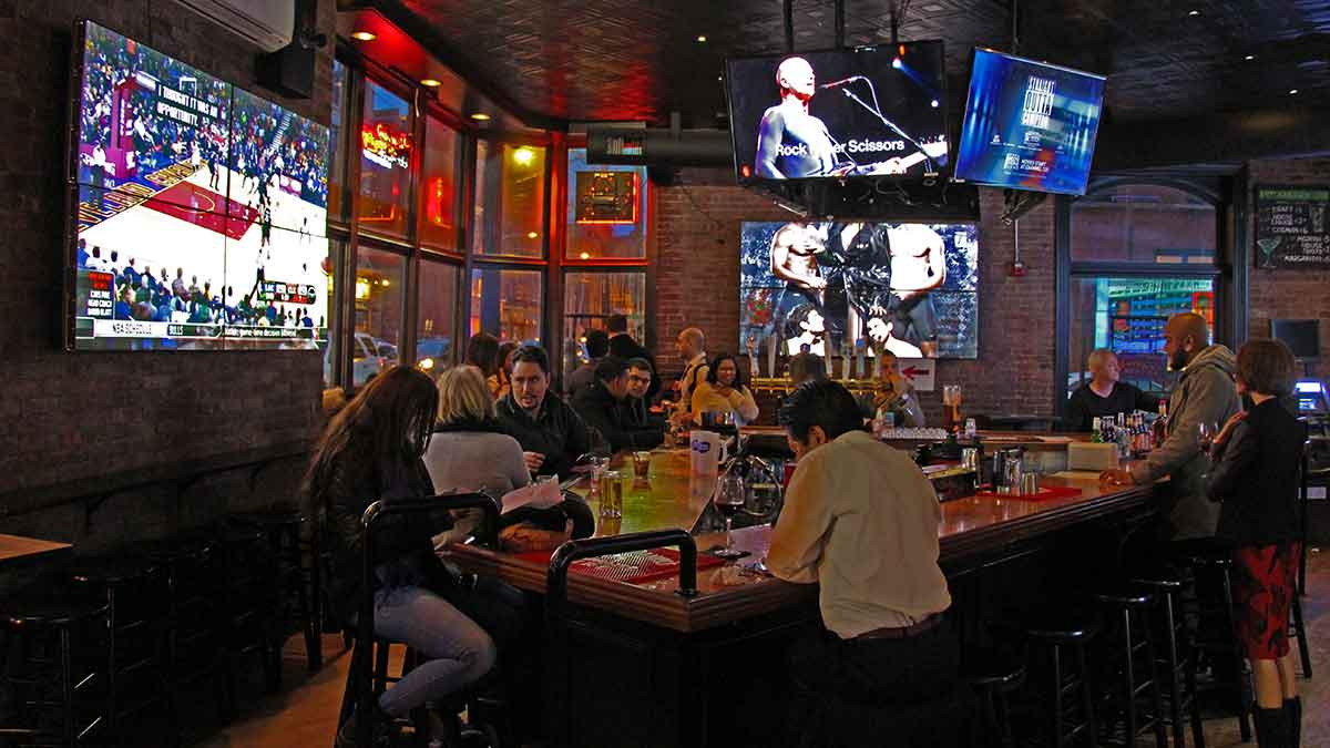 10 Best Bars and Restaurants to Watch Sports In Jersey City