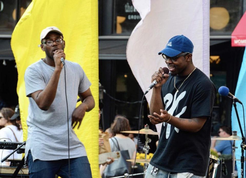 Groove on Grove: Hip-Hop Showcase