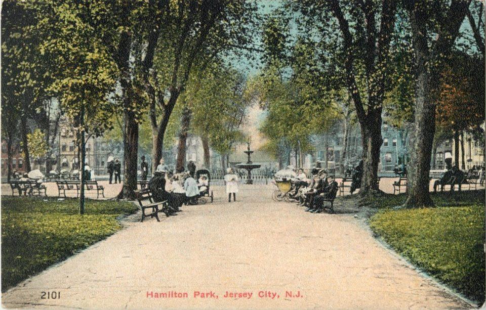 Let's Explore: Hamilton Park