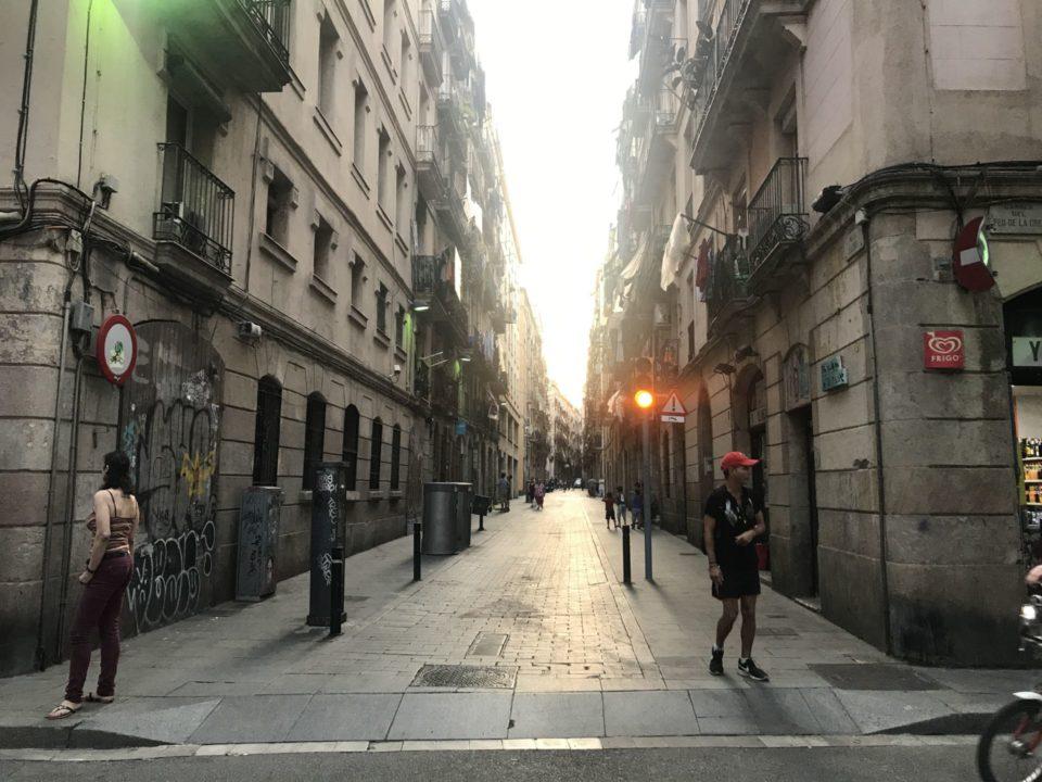 6 days in Barcelona, Spain