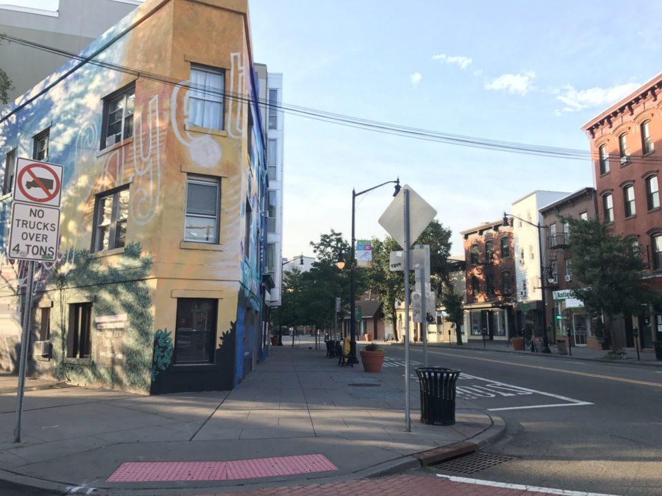 Jersey City Village
