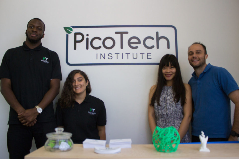 PicoTech Institute's Grand Opening