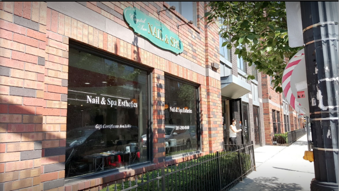 10 best nail salons in jersey city chicpeajc for About you salon bayonne nj