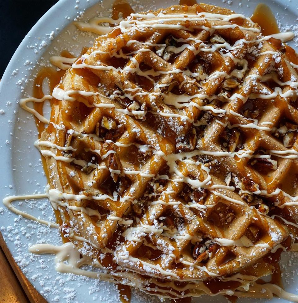 7 Tasty Waffles in Jersey City