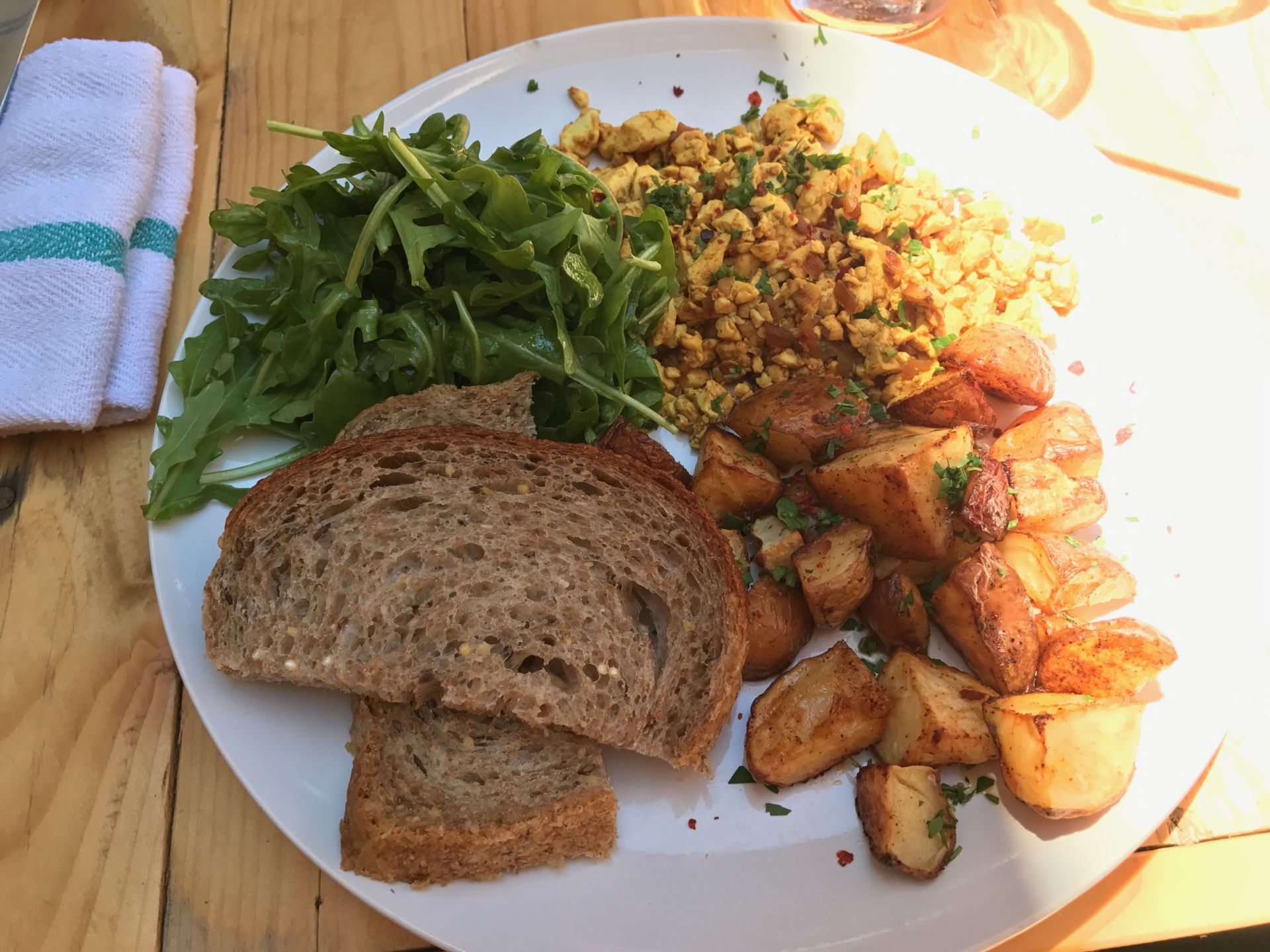 8 Vegan Breakfasts to Try in Jersey City