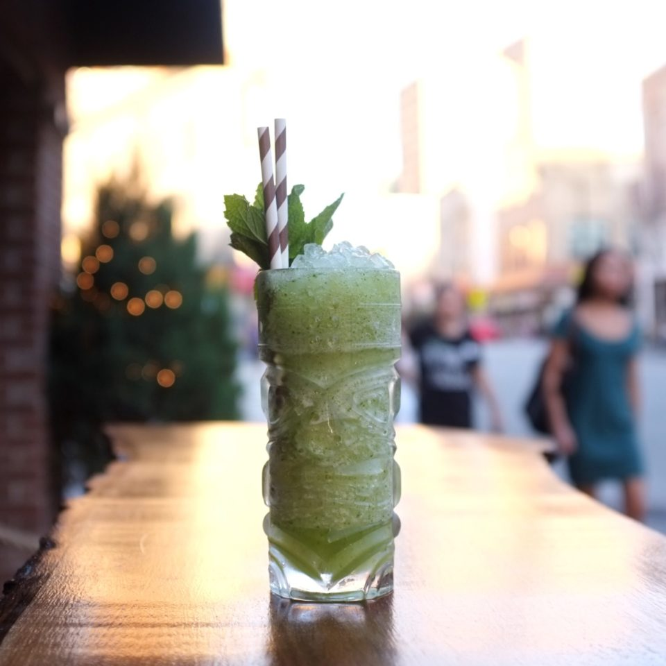 Delightful Frozen Cocktails in Jersey City