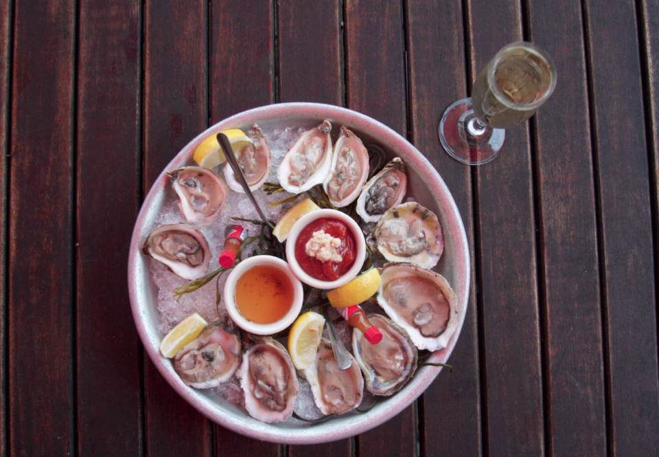 Top 5 Spots for Oysters in Jersey City