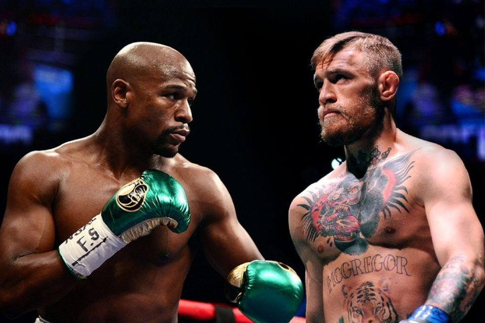 Where to watch the Mayweather x McGregor Fight in Jersey City