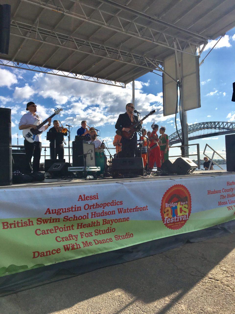 Bayonne Bridge Arts Festival Recap